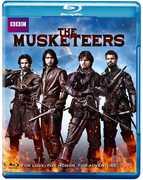The Musketeers , Luke Pasqualino
