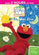 Sesame Street: Elmo's World - All Day With Elmo , Alice Dinnean