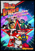 Wild Grinders: Adventures with Captain Grindstar , Pedro Armendariz Jr.