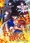Flame of Recca Complete TV Series