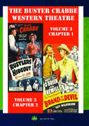 The Buster Crabbe Western Theatre: Volume 3
