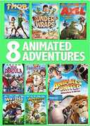 8 Film Animated Adventures Pack , Brooke Shields