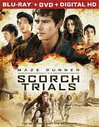 Maze Runner: The Scorch Trials , Dylan O'Brien