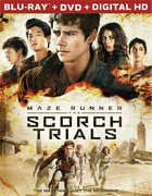 Maze Runner: The Scorch Trials , Dylan O'Brien