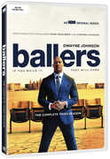 Ballers: The Complete Third Season , Dwayne Johnson