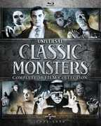 Universal Classic Monsters: Complete 30-Film Coll