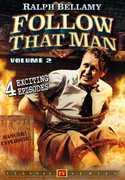 Follow That Man 2: TV Classics , Frank Lovejoy