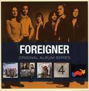 Original Album Series , Foreigner