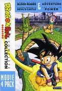 Dragon Ball: 4 Movie Pack , Alec Willows