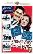 Never Say Goodbye , Errol Flynn