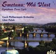 Ma Vlast: Complete Symphonic Cycle , B. Smetana