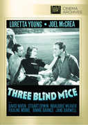 Three Blind Mice , Loretta Young