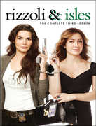 Rizzoli & Isles: The Complete Third Season , Ray Barrett