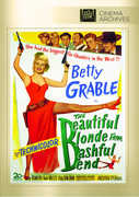 The Beautiful Blonde From Bashful Bend , Betty Grable