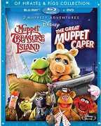 The Great Muppet Caper /  Muppet Treasure Island