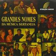 Grandes Nomes Da Musica Sertaneja /  Various [Import] , Various Artists