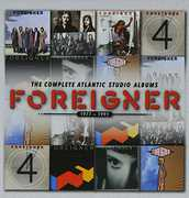 Complete Atlantic Albums 1977-1991 , Foreigner