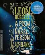 Leon Russell: A Poem Is a Naked Person (Criterion Collection) , Willie Nelson