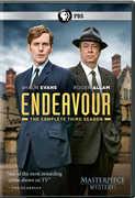 Endeavour: The Complete Third Season (Masterpiece) , Shaun Evans