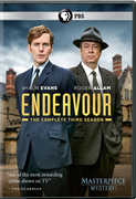 Endeavour: The Complete Third Season (Masterpiece) , Shaun Evans