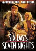 Six Days Seven Nights , Harrison Ford