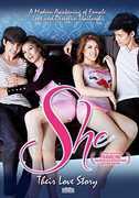 She: Their Love Story , Penpak Sirikul