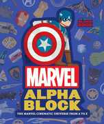 Marvel Alphablock: The Marvel Cinematic Universe from A to Z