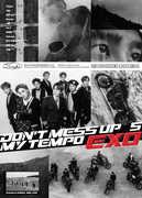 EXO The 5th Album 'DON'T MESS UP MY TEMPO' (Allegro Ver.) , Exo