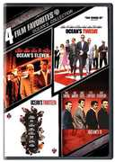 4 Film Favorites: Ocean's Collection , Frank Sinatra