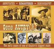 Early Years of One Od Country's Biggest Stars , Gene Autry