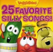 25 Favorite Silly Songs! , VeggieTales
