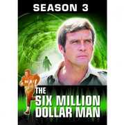 The Six Million Dollar Man: Season 3 , Lee Majors