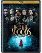 Into the Woods , Johnny Depp