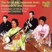 Art of Japanese Koto Shamisen & Bamboo Flute