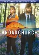 Broadchurch: The Complete Second Season , David Tennant