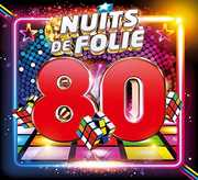 Nuits De Folie 80 /  Various [Import] , Various Artists
