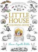 Little House Coloring Book