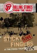 The Rolling Stones From the Vault: Sticky Fingers Live at the Fonda Theatre [Import] , Rolling Stones