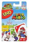 Mattel Games - UNO Super Mario Bros Card Game