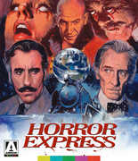 Horror Express , Christopher Lee