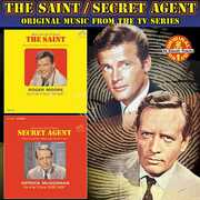 The Saint /  Secret Agent (Original Music From the TV Series)