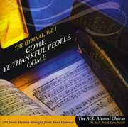 Come Ye Thankful People Come