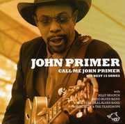 Call Me John Primer , John Primer