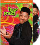 The Fresh Prince of Bel-Air: The Complete Sixth Season , Chalante Phifer