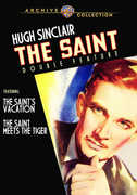 The Saint's Vacation /  The Saint Meets the Tiger , Hugh Sinclair
