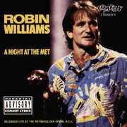 Night at the Met [Explicit Content] , Robin Williams