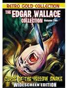 The Edgar Wallace Collection: Volume 2: The Curse of the Yellow Snake , Dieter Borsche