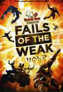 Rooster Teeth: Best Fails Of The Weak - Halo Edition , Geoff Ramsey