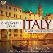 Mandolins from Italy: 24 Most Popular Melodies