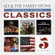 Original Album Classics , Sly & the Family Stone